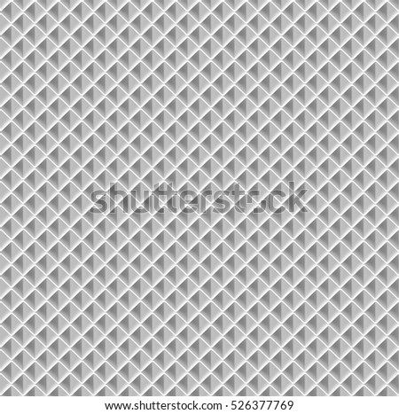 Abstract Grid Pattern Zigzag line repeat, 3d illustration and Rendering textured background.