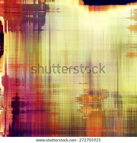 Abstract grunge background or old texture. With different color patterns: yellow (beige); purple (violet); red (orange); pink - stock photo