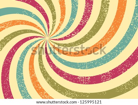 Abstract grunge background. Raster version, vector file available in portfolio. - stock photo