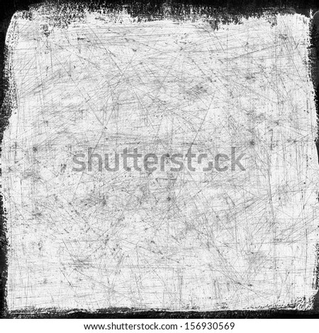 Abstract grunge background. Scratched texture. - stock photo