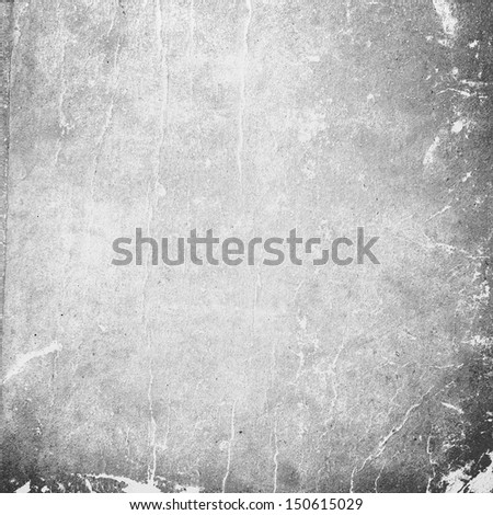 abstract grunge background, vintage paper texture - stock photo