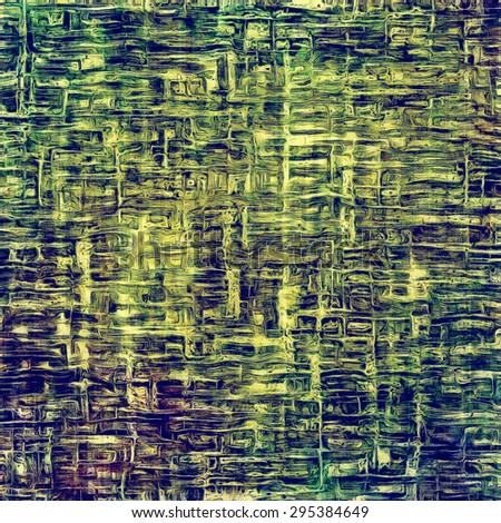 Abstract grunge background. With different color patterns: yellow (beige); blue; purple (violet); green - stock photo