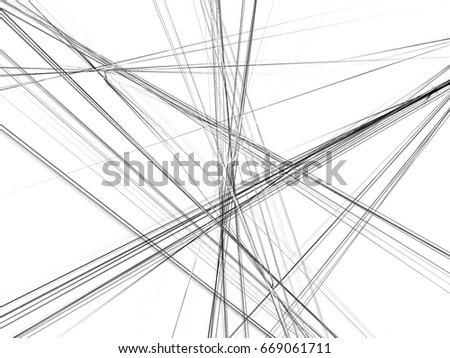 Abstract grunge black texture pattern on white background. Rough noise rectangular design.