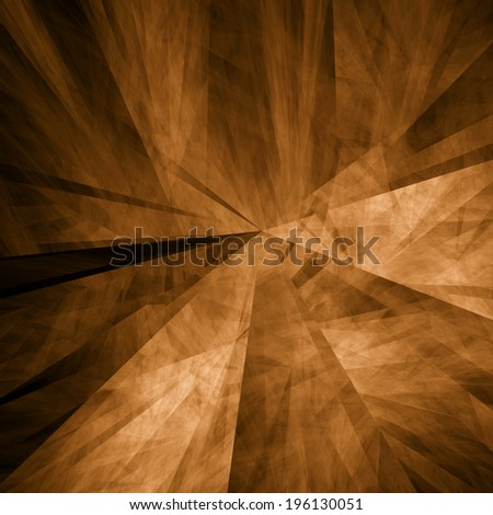 Abstract grunge fractal background. Retro illustration  - stock photo