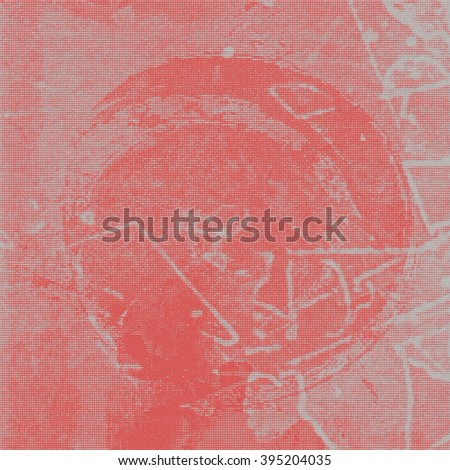 abstract grunge halftone dots pattern, halftone dotted grunge texture and background
