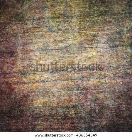 abstract grunge old  wooden pattern wall texture background - stock photo