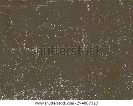 Abstract grunge painted scratched texture. - stock photo