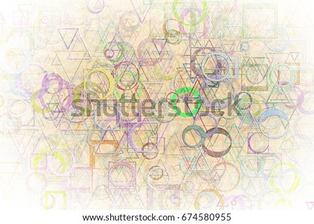 Abstract Grunge Rough Blended Texture Overlay For Web Page Graphic Design Catalog