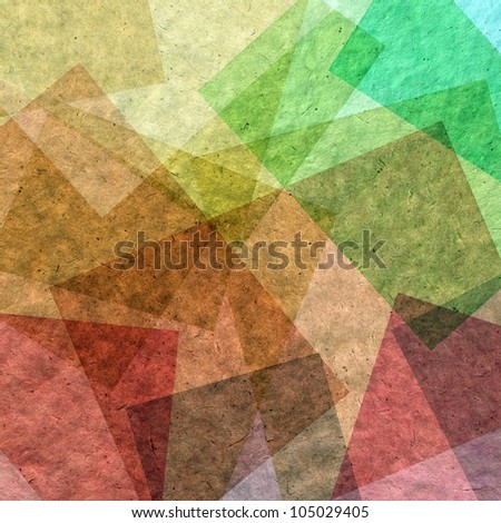 abstract grunge texture background with soft faded colors - stock photo