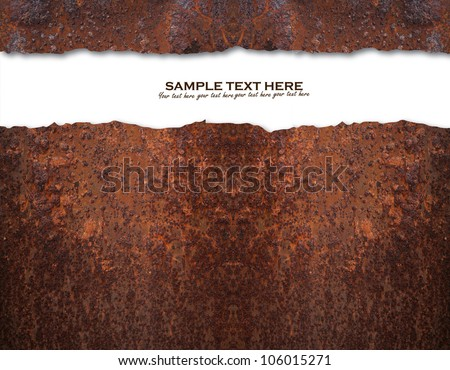 Abstract grunge texture for text - stock photo
