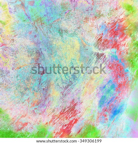 Abstract grunge textures - stock photo