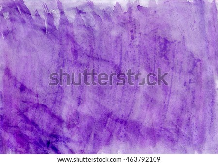 Abstract grunge  watercolor soft light background