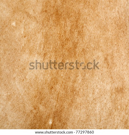 Abstract grungy leather background - stock photo