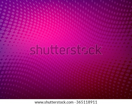 Abstract High Resolution soft crimson/magenta dot swirl design medical or business background template illustrations. Perfect for any communication arts. - stock photo
