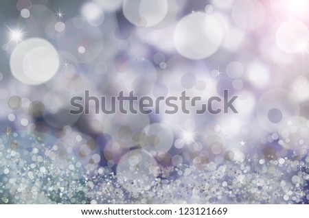 Abstract holiday background - stock photo