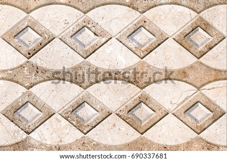 Abstract Home Decorative Wall Tiles Design Pattern Background,