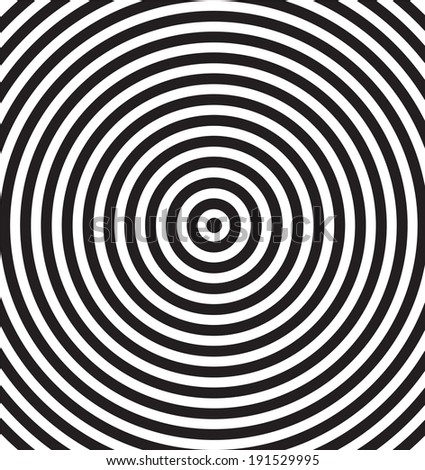 Abstract, hypnotic background. - stock photo