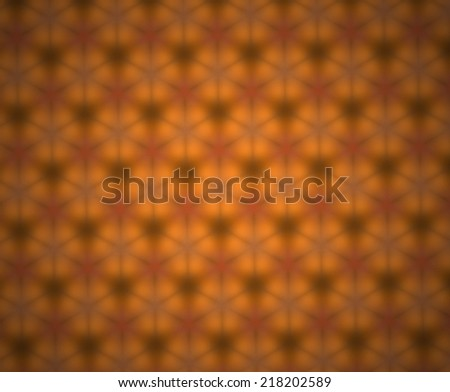 Abstract hypnotic soft background