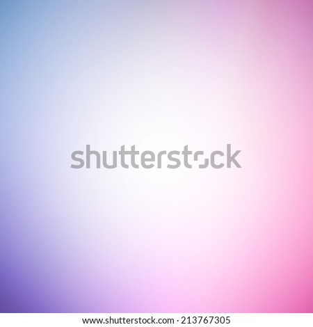 Abstract illustration background texture of beauty dark and light red, white, purple, violet, orange, lilac, cyan, azure, blue gradient flat wall and floor in empty spacious room interior - stock photo