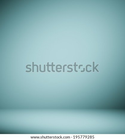 Abstract illustration background texture of color gradient light flat wall or floor from metal in empty spacious fairy room interior with vivid stains like bright paint diffusion - stock photo