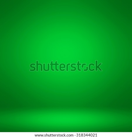 Abstract illustration background texture of dark and light clear green, verdant, leafy, lush, spring and summer color gradient flat wall and floor in empty spacious room interior, seamless pattern - stock photo