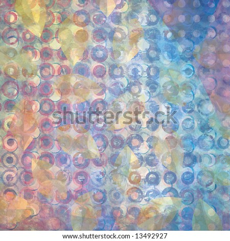 abstract illustration - grunge background