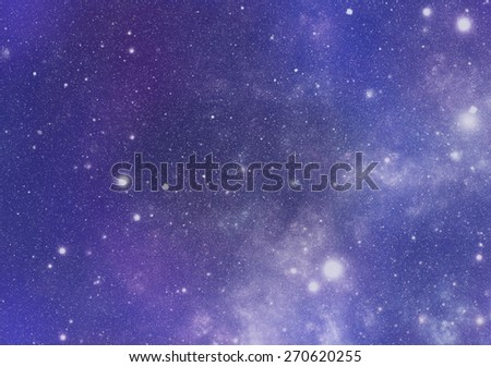 Abstract illustration of universe or cosmos.