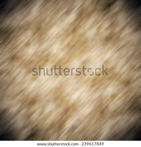 Abstract illustration texture of dark yellow, golden and light black smooth brushed metal background