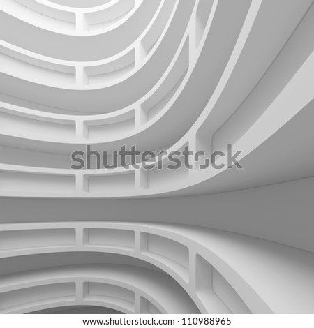 Abstract Industrial Concept - stock photo