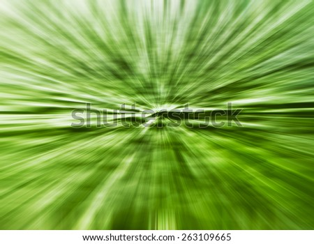 Abstract - infinite - bursts, burst with converging lines - stock photo