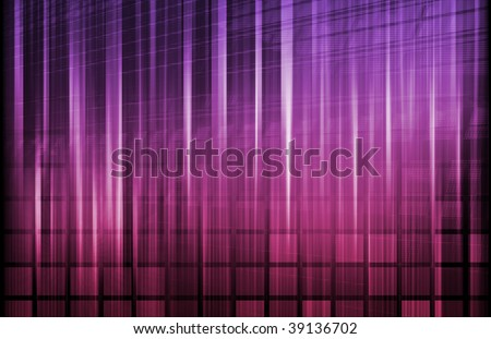 Abstract Internet Background Peer to Peer P2P - stock photo