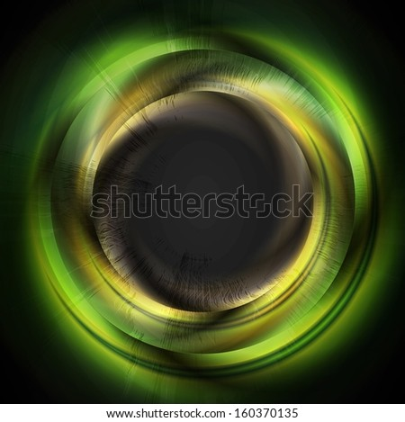 Abstract iridescent background - stock photo