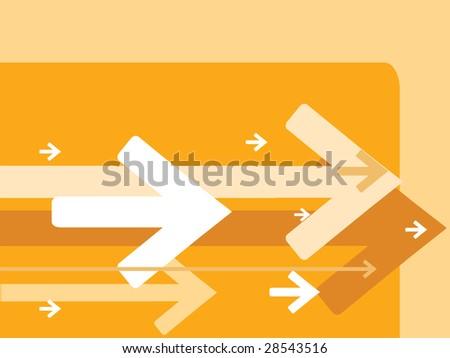 Different Shades Of Orange new red corner ribbon vector stock vector 37504102 - shutterstock