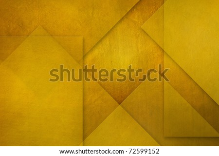 Abstract Layer of gold texture Background - stock photo