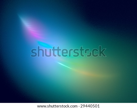 abstract light blue background. fractal - stock photo