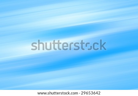 Abstract light blue dynamic background