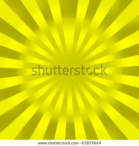 Abstract light burst - stock photo