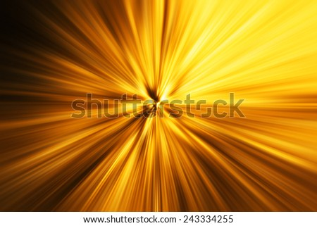 abstract light god acceleration speed motion - stock photo