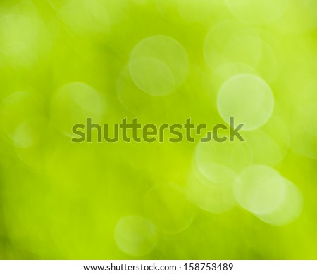 Abstract light-green background  - stock photo