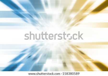 Abstract light technology background  - stock photo