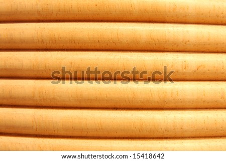 Abstract light wood background closeup - stock photo