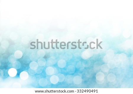 Abstract lights blur blinking background. Soft focus. - stock photo