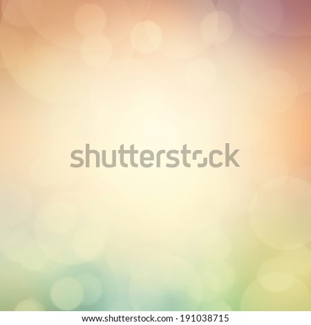 Abstract lights bokeh background  - stock photo