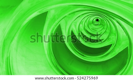 abstract line fantasy background gradient green colored