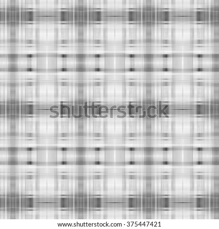 abstract line symmetry black and white pattern background  - stock photo