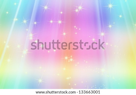 Abstract line texture with colorful background - stock photo