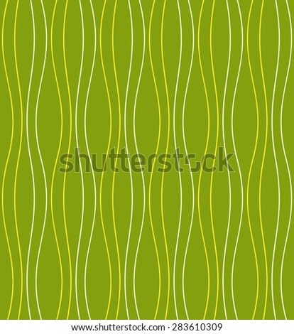 Abstract linear seamless background. Spring and summer motif. - stock photo