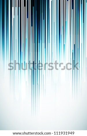Abstract lines background. Raster version of my vector illustration - stock photo