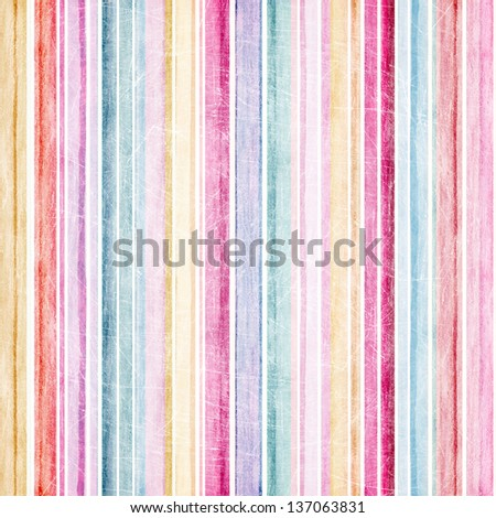 Abstract  lines colorful background - stock photo