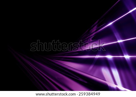 Abstract luxury magenta background with flare 3d illustration - stock photo